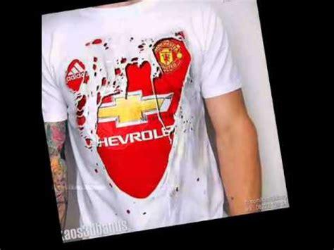 Kaos Tshirt Mancester United united 3d t shirt kaos 3d manchester united ggmu