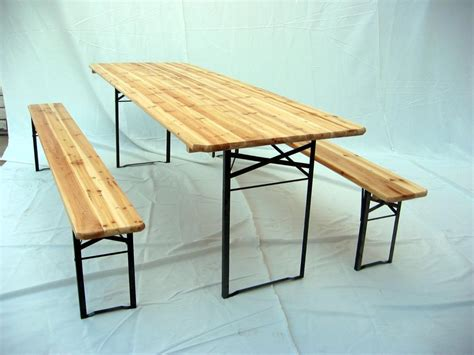 beer garden benches and tables beer bench 28 images beer festival table and bench vintage beer bench set the