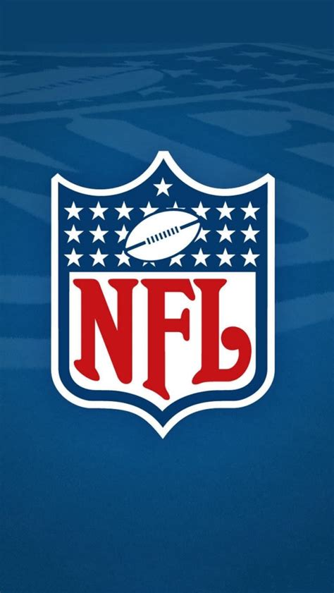 wallpaper iphone 5 nfl nfl logo iphone 5 wallpaper 640x1136