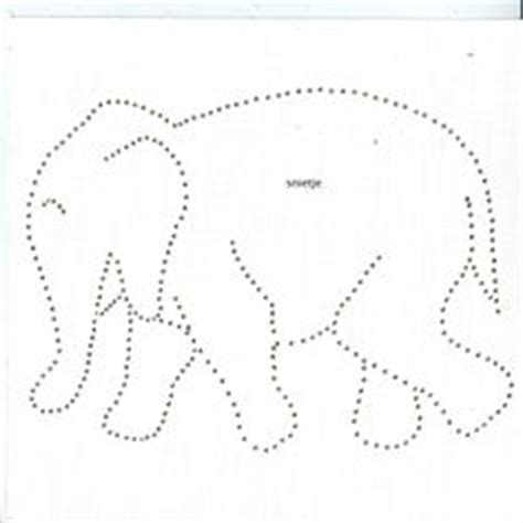 simple elephant pattern use the printable outline for