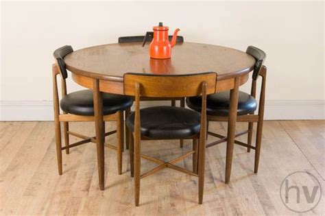 G Plan Fresco Dining Table Vintage Retro Mid Century G Plan Teak Fresco Dining Table 4 Chairs Fresco Teak And Mid Century