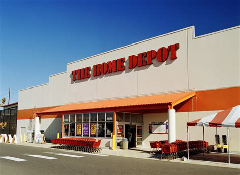 home depot touchstone