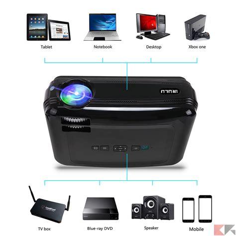 Glutax Platinum Per Box irulu platinum 6 projector il proiettore led con android codice sconto di 20 chimerarevo