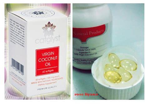 Minyak Kelapa Dara Untuk Ibu ninashary vco minyak kelapa dara
