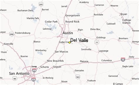 valle texas map valle weather station record historical weather for valle texas