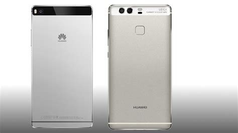 Huawei 2 Plus 4gb 128gb Mate 10 P10 P9 Honor 8 alleged huawei p10 renders leaked dual curved variant techfrag