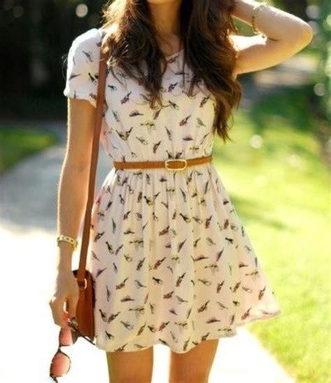 Stylefoul Watsons Mangled Bird Dress by Dress Dress Birds Mini Dress Scoop Neck