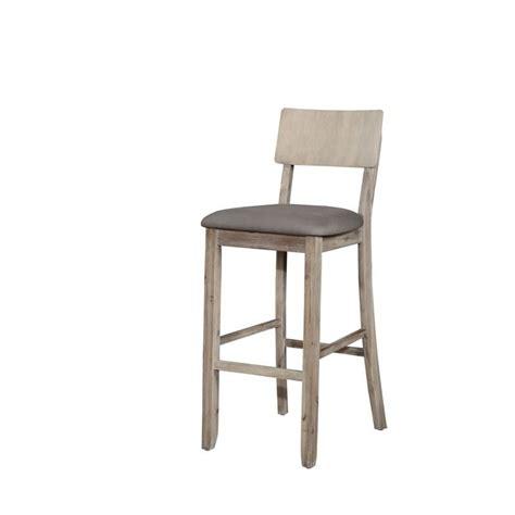 grey kitchen bar stools 30 quot bar stool in gray 017102gwsh01u