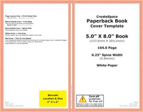 create a book template 28 images createspace cover