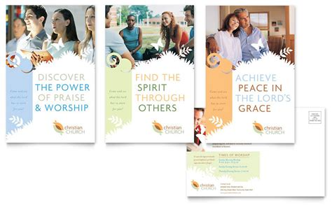 church newsletter templates publisher christian church postcard template word publisher