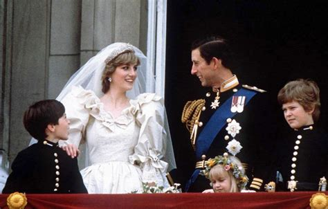 prince charles princess diana a piece of cake from the wedding of prince charles and