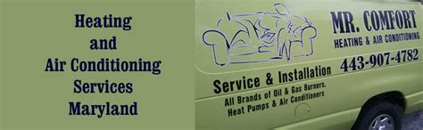 mr comfort heating and cooling hvac contractor in maryland for all you heating cooling