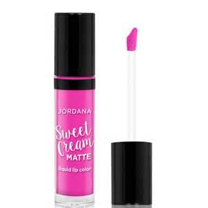 Jordana Sweet Liquid Lip Paint jordana sweet matte liquid lip color lipstick lipgloss