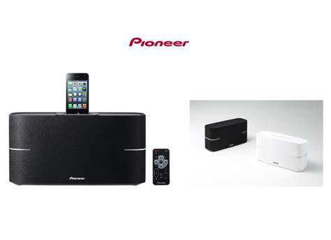 Speaker Bluetooth Pioneer new bluetooth speaker range from pioneer