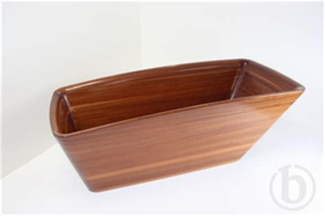 wooden bathtub canada the wooden bathroom wood bathtubs and vessel sinks