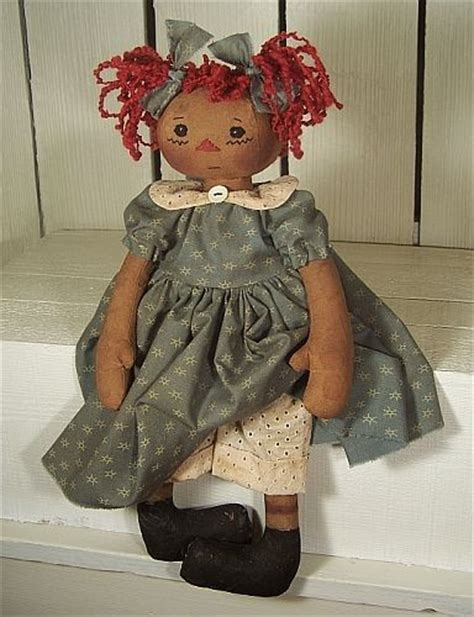 Handmade Rag Dolls Patterns - 104 best images about handmade cloth dolls on
