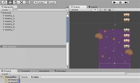 membuat game android di unity tutorial membuat game android space sonic dengan unity
