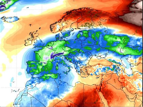 oscilacion atlantico norte 2018 previsi 243 n ola de fr 237 o a las puertas de un cambio de