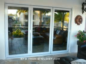 8 Ft Sliding Glass Patio Door 96 Quot X 80 Quot Or 8 X 6 67 Modern Exterior Bi Folding Sliding Glass Doors Patio Nr Ebay