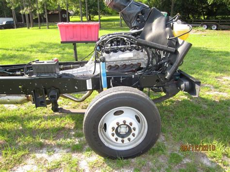ford f550 motorhome chassis f550 new stripped motorhome chassis f53 ford truck