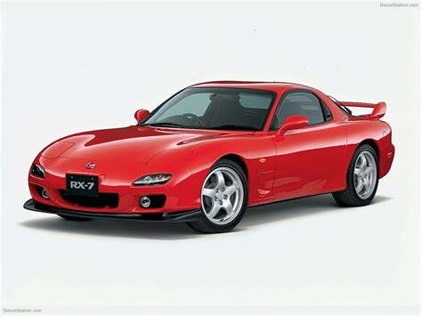 mazda rx7 mazda rx7 car wallpaper 009 of 28 diesel station