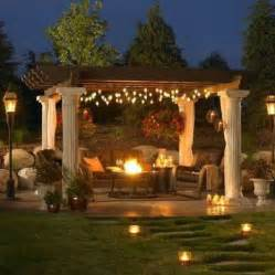 Outdoor Pergolas And Gazebos by Best 25 Fire Pit Gazebo Ideas Only On Pinterest Outdoor