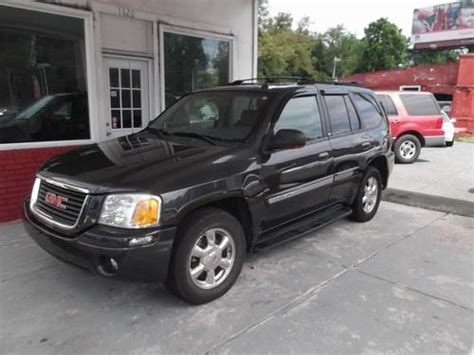 auto air conditioning repair 2004 gmc envoy xl interior lighting sell used 2004 gmc envoy slt sport utility needs motor repair runs fix save no reserve in bel