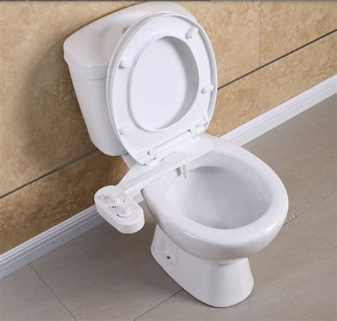 Toilet Attachment Non Electric Toilet Seat Attachment Mechanical Bidet And