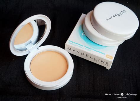Bedak Powder Maybelline maybelline white fresh compact powder review