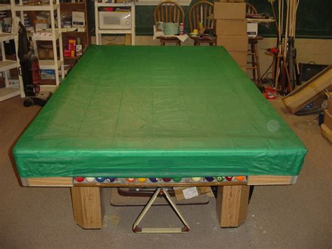 fitted corners  ft pool table cover cues pool billiards   ebay