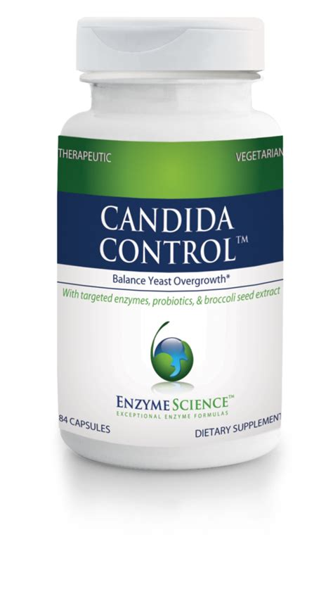 Aqua Flora Candida Heavy Metal Detox by Candida Balance Yeast Overgrowth Enzyme