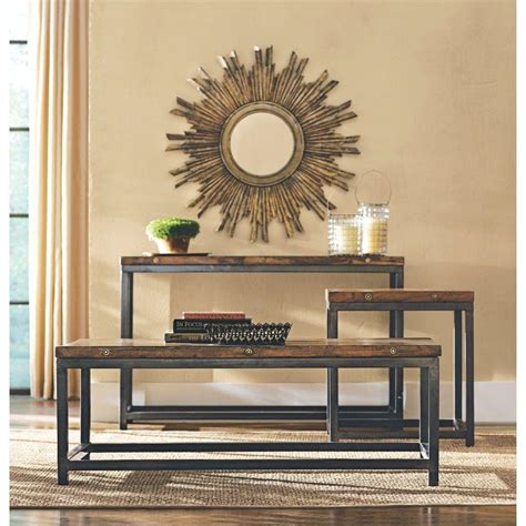 home decorators table home decorators collection holbrook coffee bean coffee