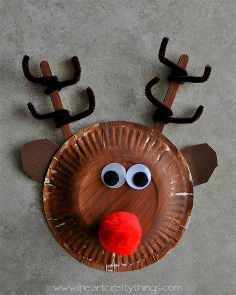 reindeer paper crafts cool reindeer crafts for