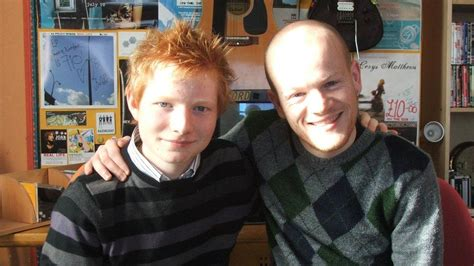 ed sheeran family the man who taught ed sheeran how to use a loop pedal