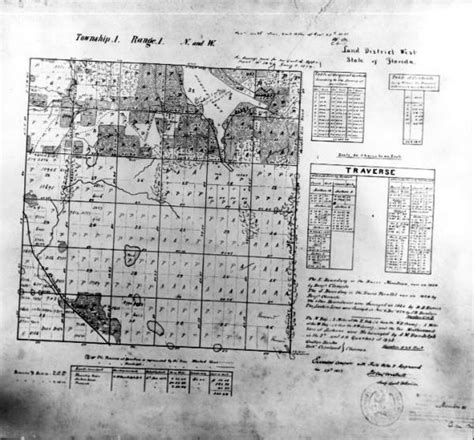 how much land in a section public land survey system the florida memory blog
