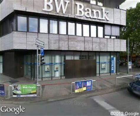 Bw Bank Unternehmenskundenberatung Stuttgart Bad