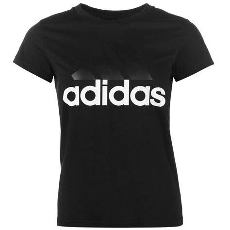 Kaos Adidastshirtt Shirt Adidas adidas adidas linear qt t shirt t shirts