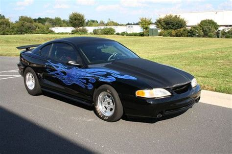 1995 mustang turbo purchase new 1995 mustang gt turbo charged 1400hp race