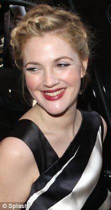 Braids and beauty: Actress Drew Barrymore debuts a chic ... Modern Flapper Hair