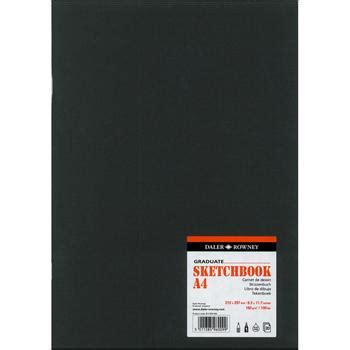 a5 soft sketchbook daler rowney graduate matt soft back sketchbook a4 160gsm