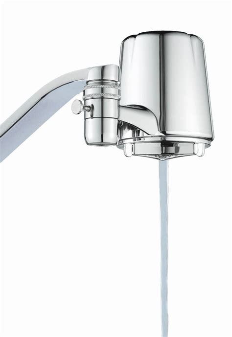 Faucet Mount Water Filter Reviews by Culligan Fm 25 Faucet Mount Filter Review Best Water