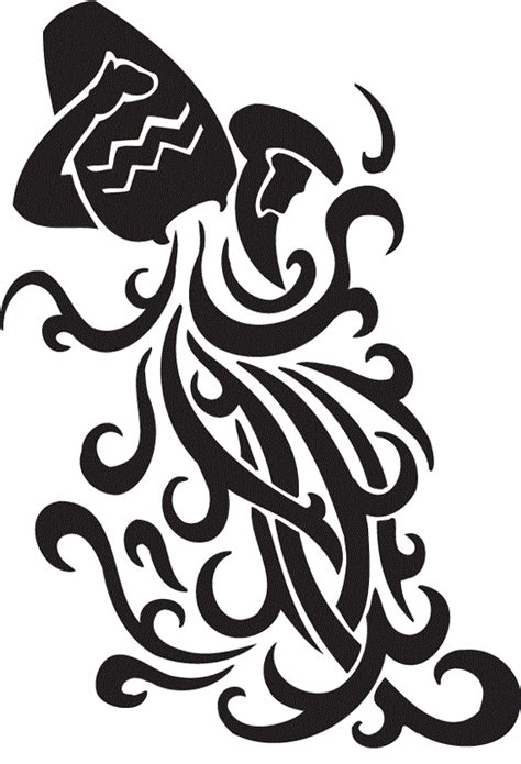 aquarius tattoo design ideas 40 best aquarius designs and ideas the eleventh