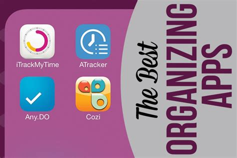 best organizational apps best apps to keep you organized i heart planners