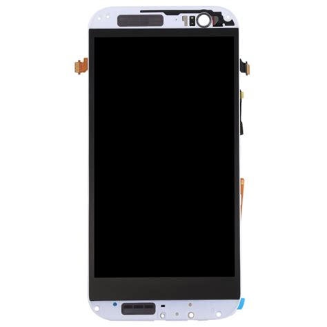 Lcd Htc M8 replacement for htc one m8 dual sim lcd screen touch screen digitizer assembly with frame