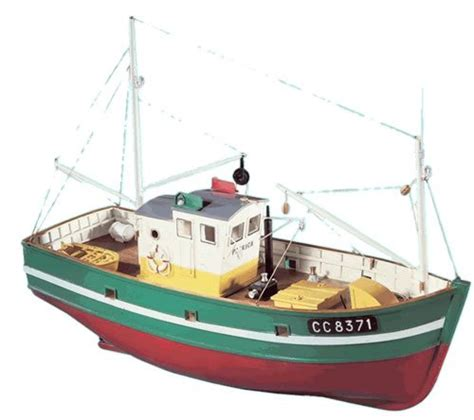 rc boats cornwall new maquettes le patrick sardine fishing boat model boat