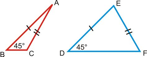 two triangle triangle congruence using aas and hl ck 12 foundation