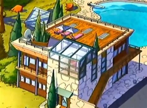 2 Bedroom Plan by Beach House Totally Spies Wiki Fandom Powered By Wikia