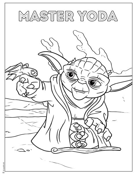 star wars coloring page yoda star wars coloring pages coloring rocks