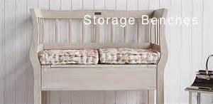 Benches For Hallways White Storage Bench Range Of Storage Benches The White