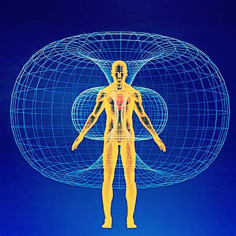 Nanometer Bio Energy With Spiral Magnetized intuition integrative healing heal and thrive